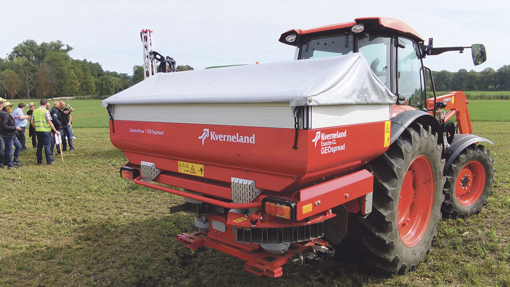 Section control for smaller spreaders
