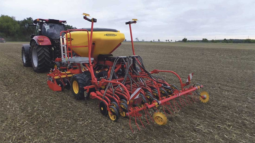 Vaderstad extends product offering for 2016