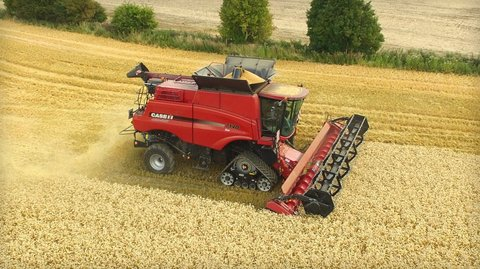 More than just an engine tweak for latest Case IH combines