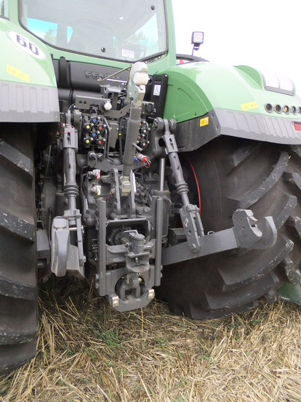 Hydraulics and pto