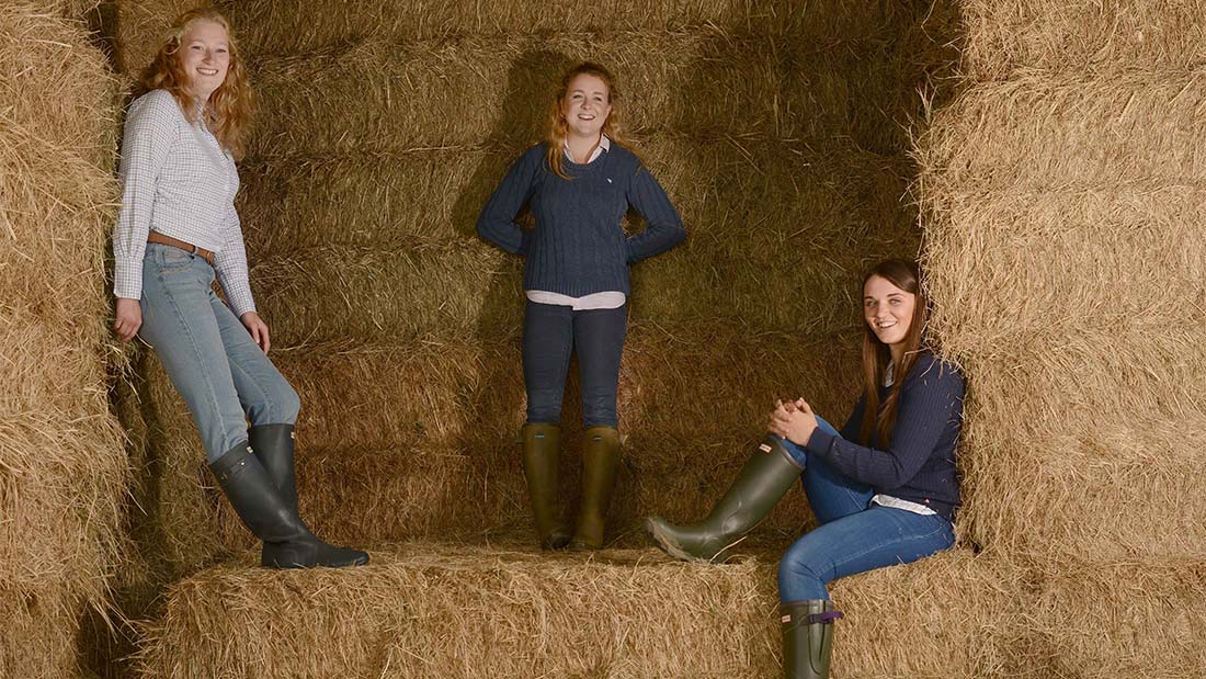 Introducing McDonald's new Progressive Young Farmers