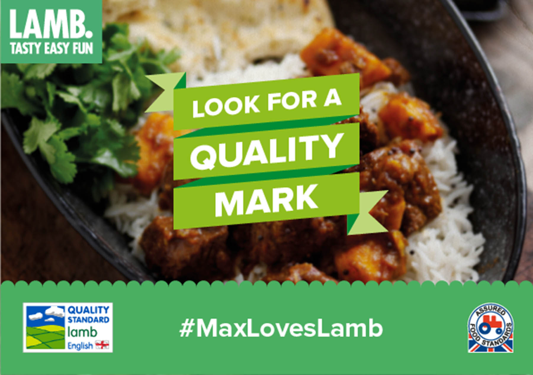 AHDB unveils details of beef and lamb promotional campaign