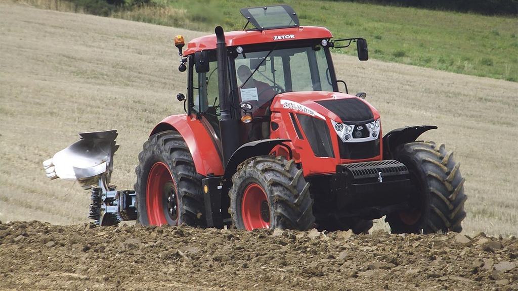 On-test: Sanity over vanity offered by new Zetor Crystal tractor