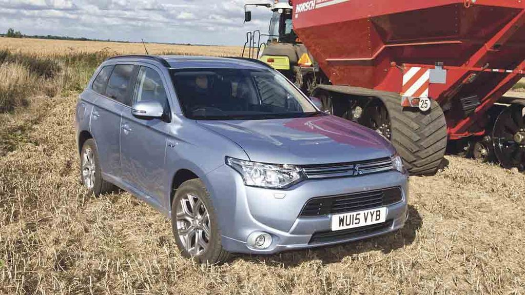 On-test: Hybrid Outlander underwhelms
