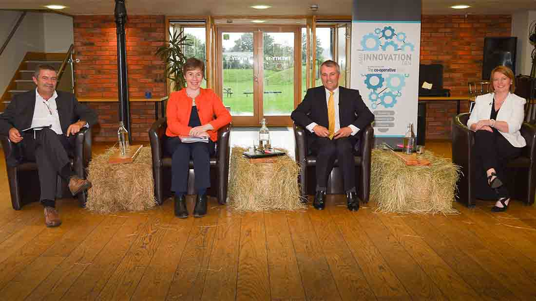 First ever Agri-Innovation Den funding partnership announced