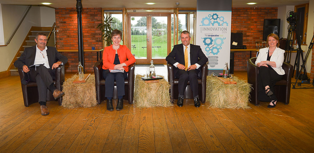 Who impressed our farm business dragons in first ever Agri-Innovation Den?