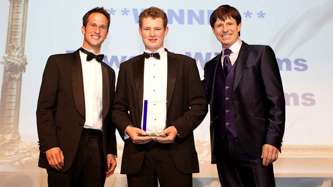 Yorkshire's Edward Williams scoops Young Farmer of the Year prize