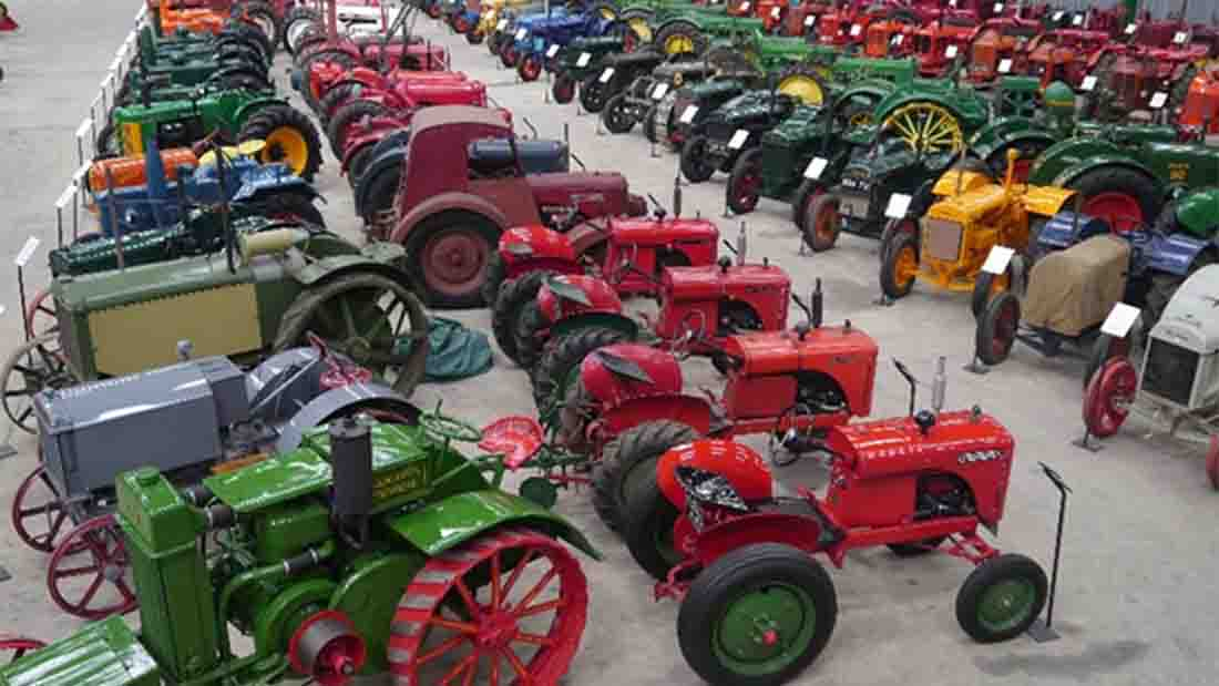 tractor prices vintage