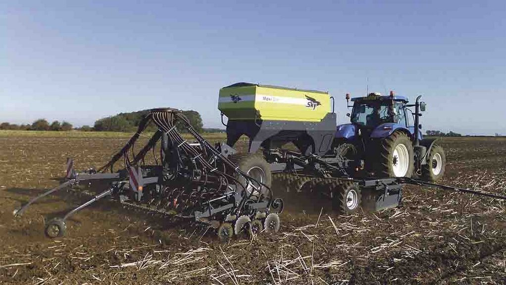 Opico adds Sky Agriculture drills to its portfolio