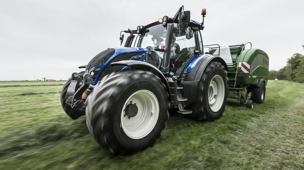 Valtra launches fourth generation N series tractor