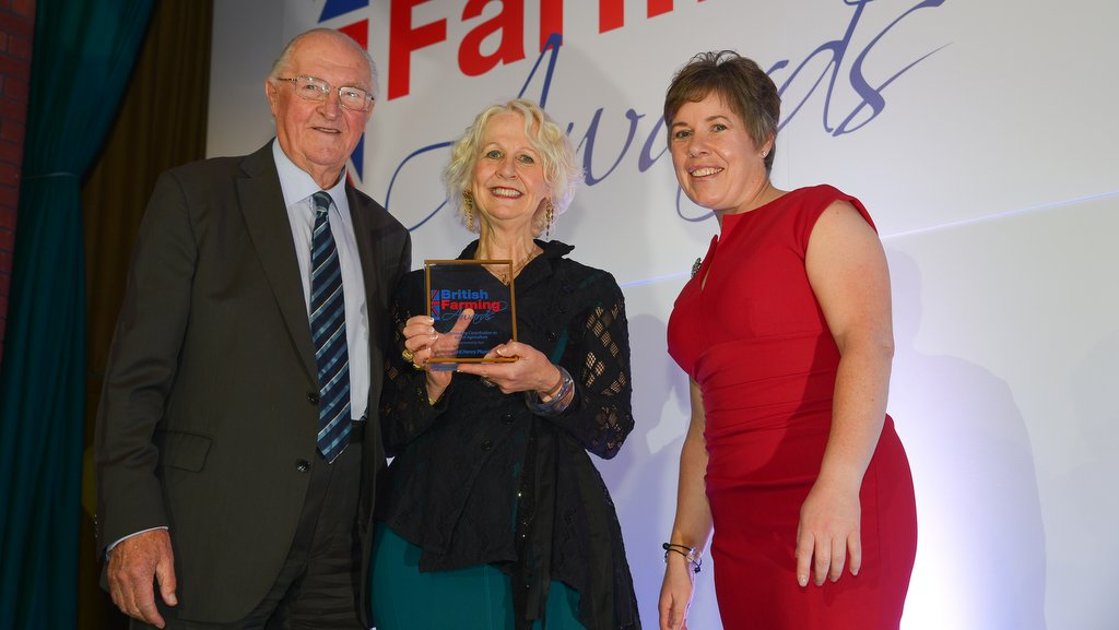 Lord Plumb-Outstanding Contribution Award