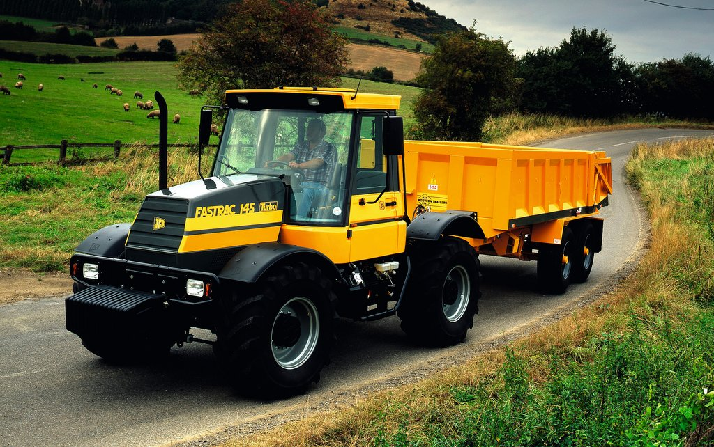 From garage lock-up to global force: JCB marks 70 years in business