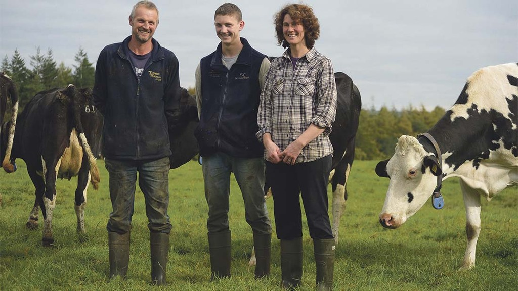 North Yorkshire farmers prioritise cow health and welfare for success