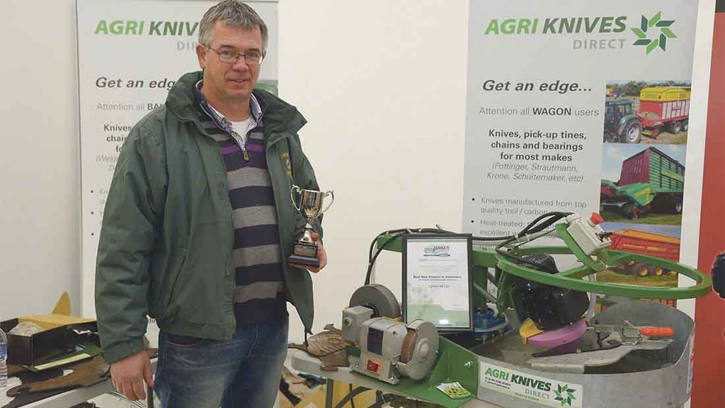 Best New Product or Innovation – (Mechanical – Livestock Production Equipment) – Agriknives