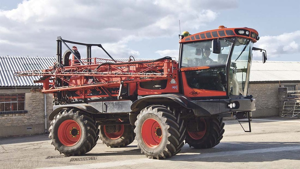 Buyer's guide: Sands self-propelled sprayer