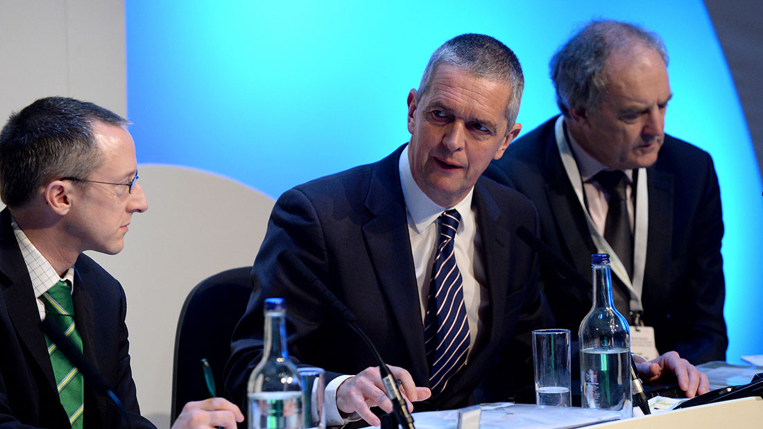 Guy Smith rules out challenging for NFU presidency