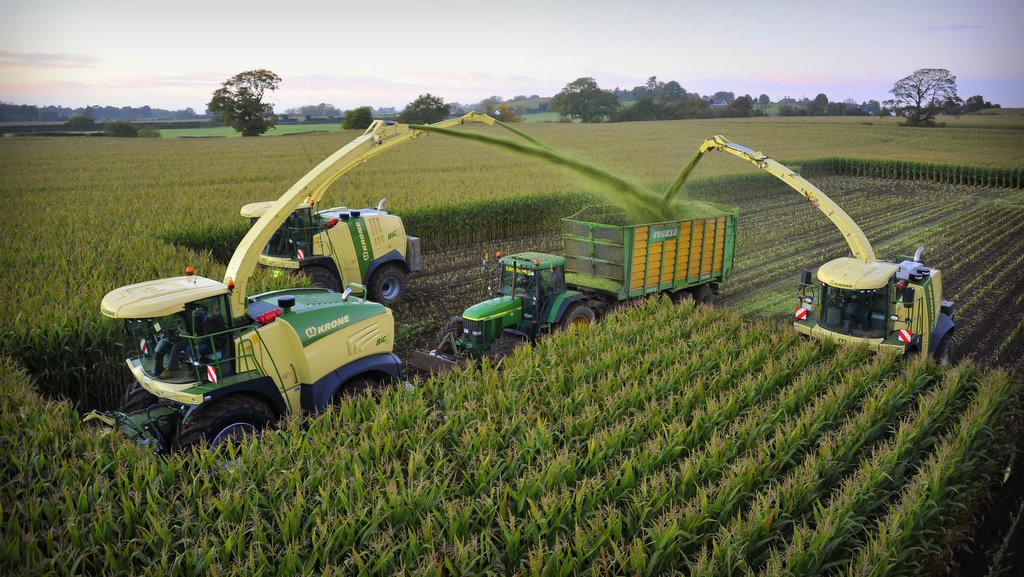 Krone boosts forager line-up with new models and features