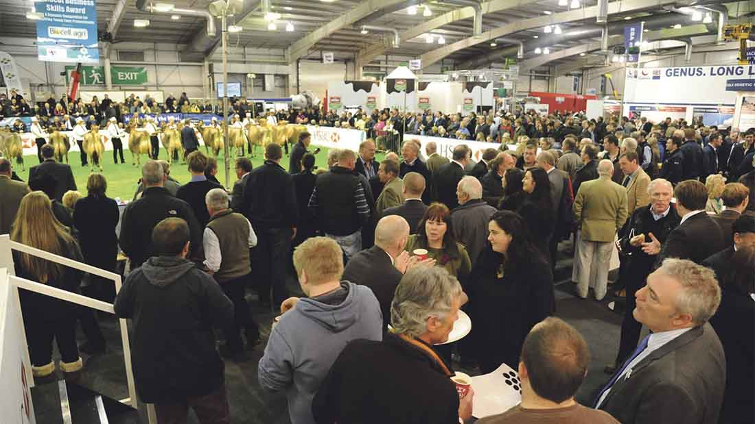 AgriScot Preview: Organisers all set for this year's event