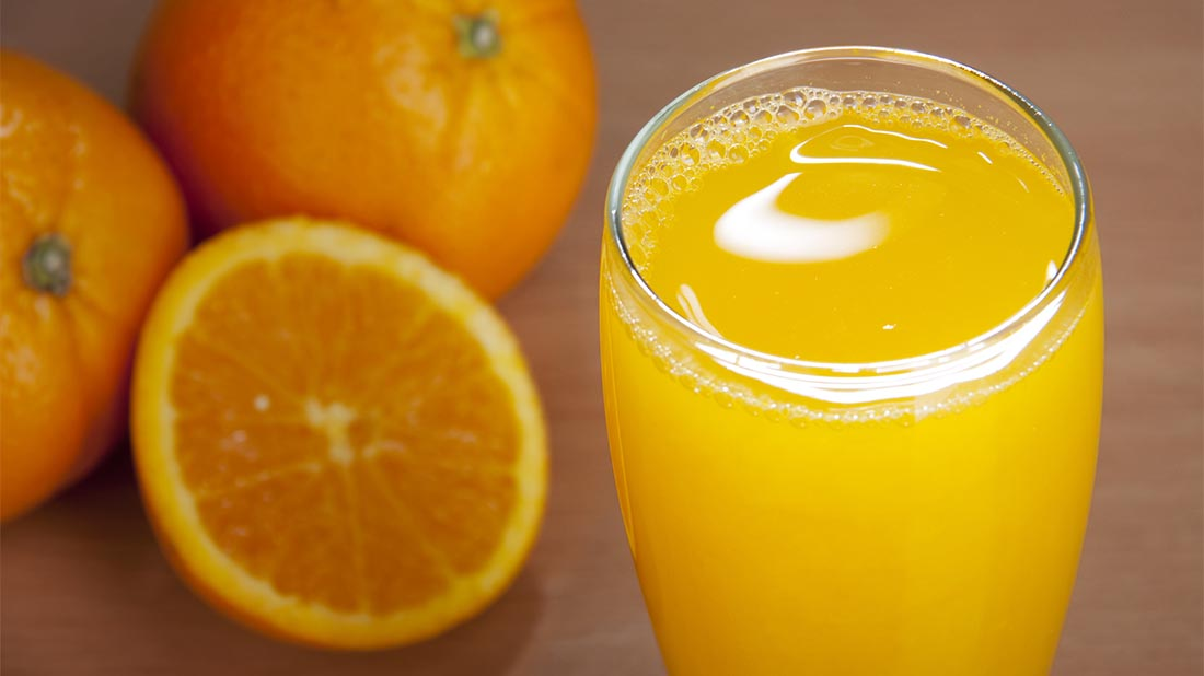 Fruit juice - 5 a Day or no way?
