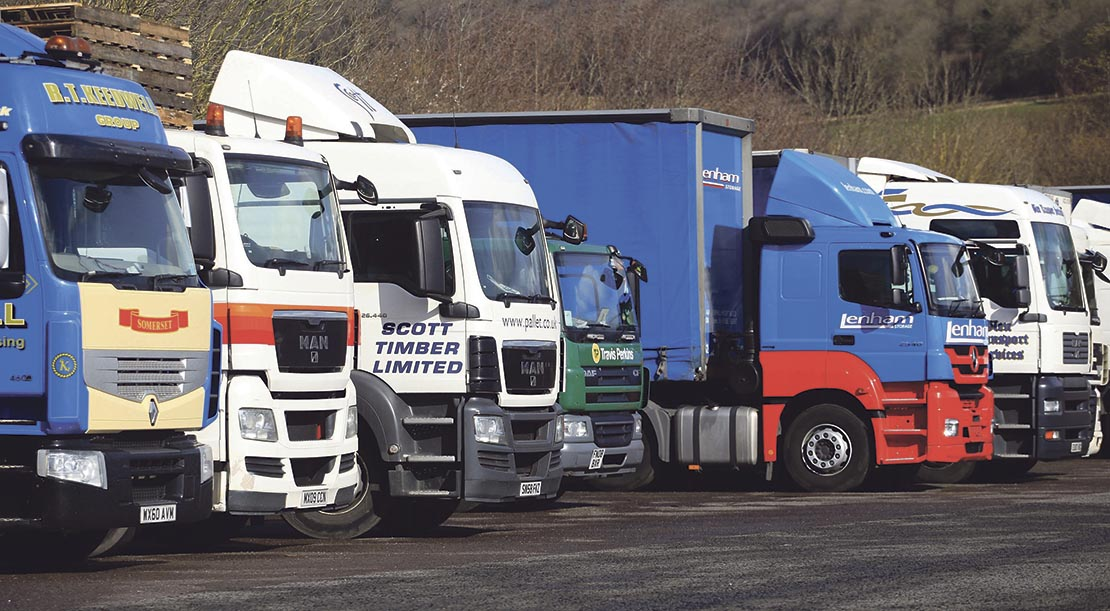 Focus on industry: Lessons from business management in haulage, construction and engineering