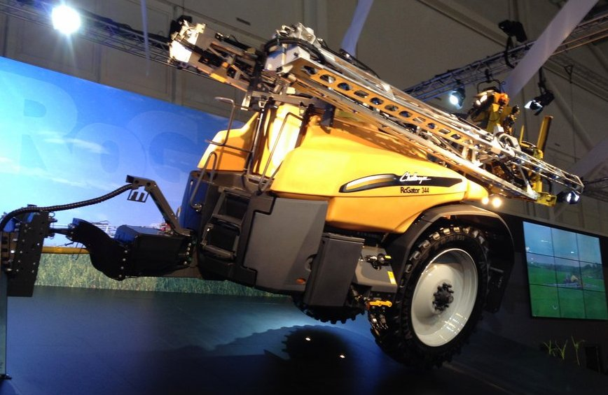 Agritechnica 2015: Arable and root crop equipment launches