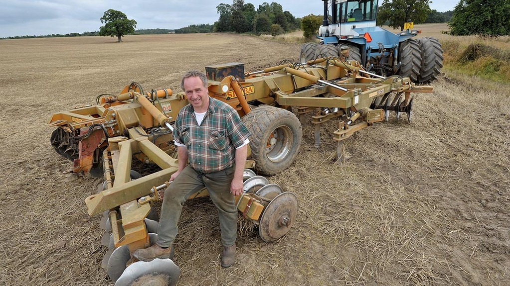 Farmer facing eviction due to 'defective' Scottish legislation