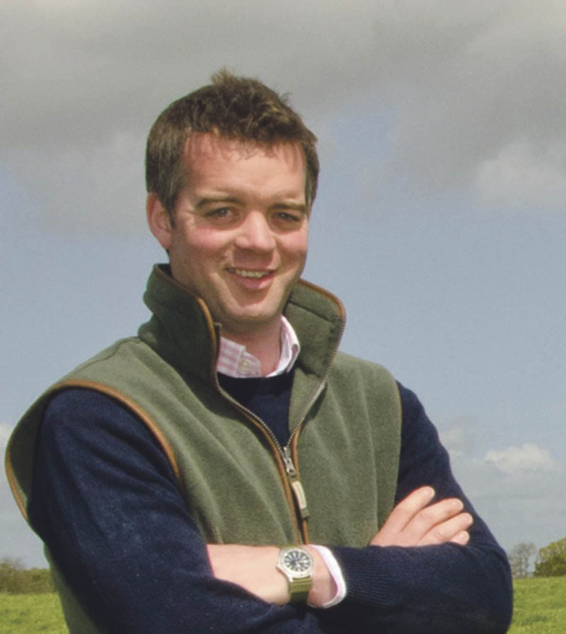 Nick Shorter, Regional Farm Manager, Velcourt