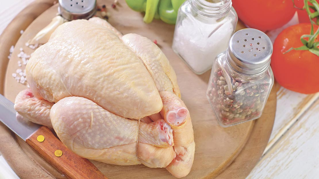 Campylobacter levels in chicken down but more to do - FSA