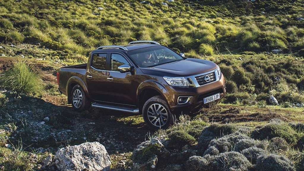 On-test: Navara comes back fighting