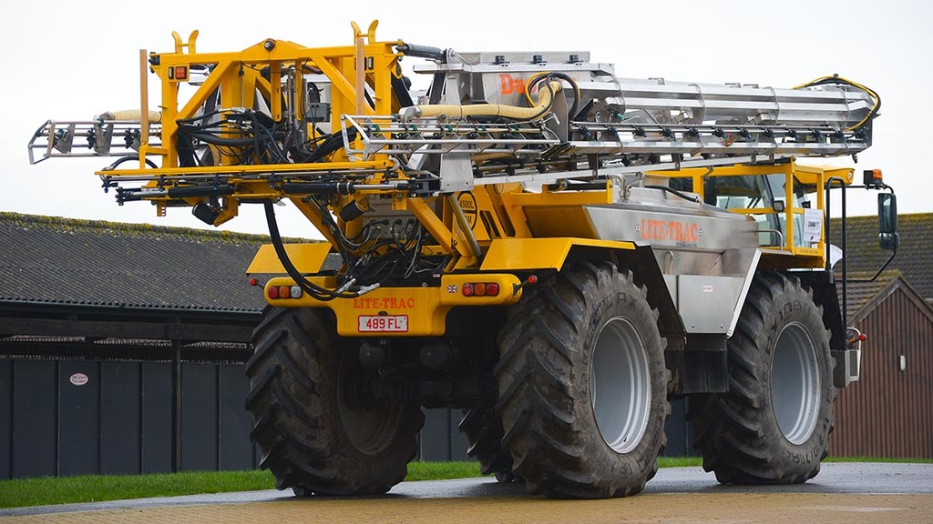 CropTec 2015: Efficiency and productivity at the heart of technology on show