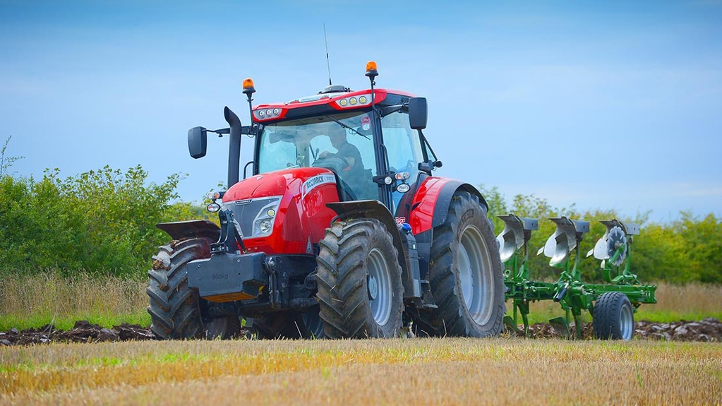 On-test: McCormick X7 VT Drive tractor