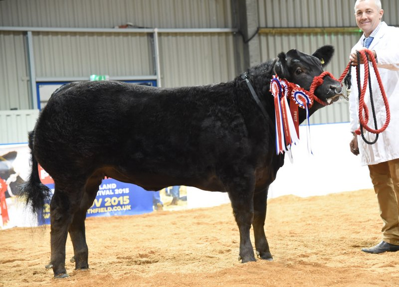 French Kiss crowned supreme at East of England Smithfield