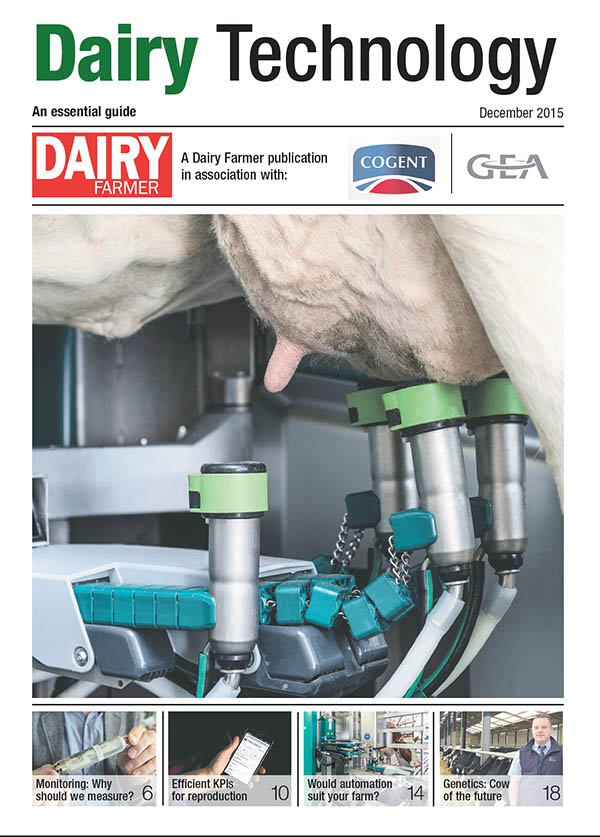 Dairy Technology - December 2015