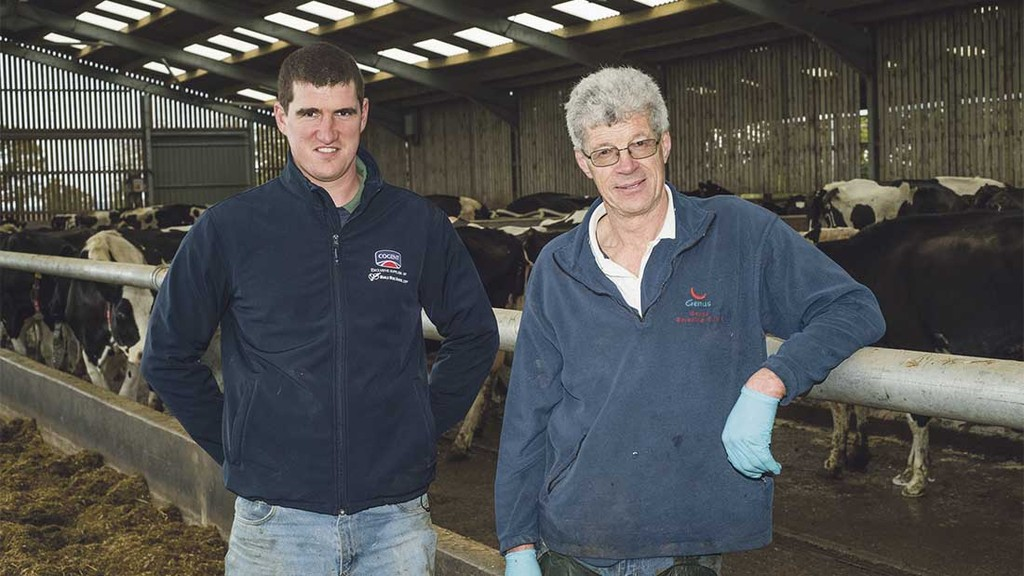 Robots proving a worthwhile investment on Cumbrian farm