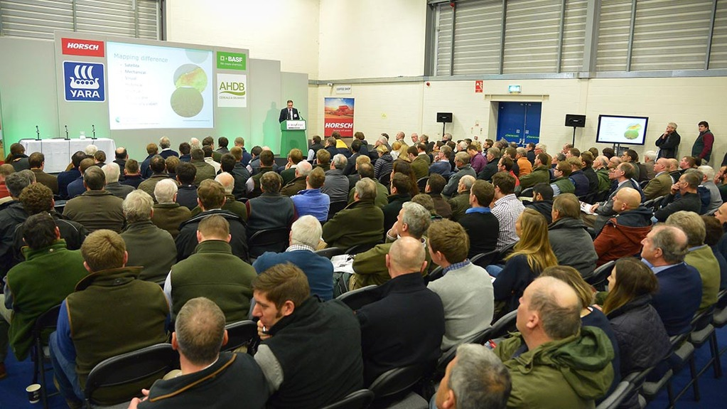 CropTec event attracts top quality audience and sets dates for 2016