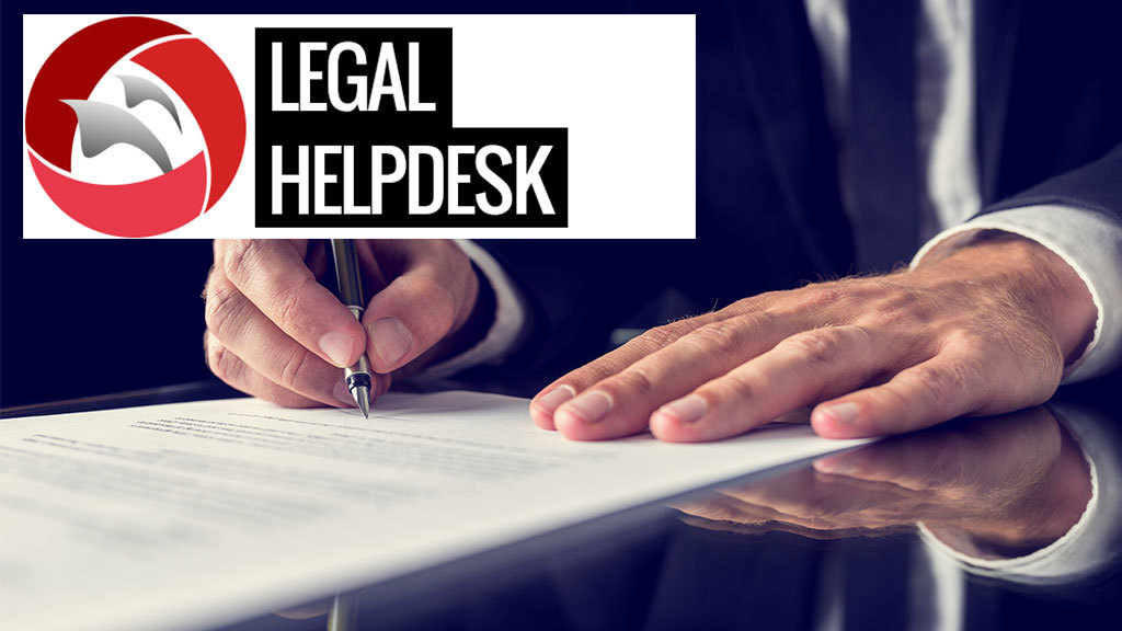 What is the Legal Helpdesk?