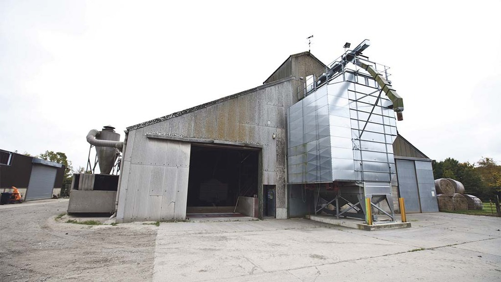 Puckshipton Farms grain store developments