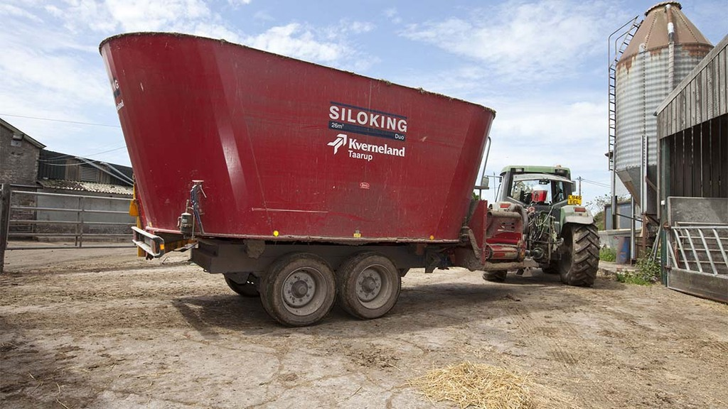 Buyer's guide: Kverneland Siloking feeder wagon