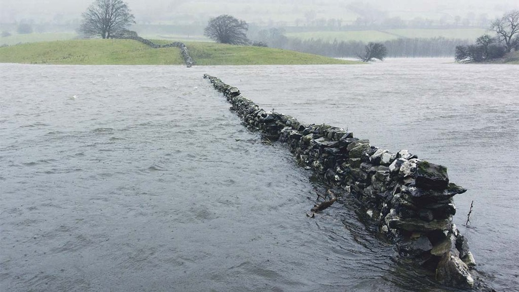 Many are still reeling from the flooding caused by Storm Desmond, Eva and Frank this winter