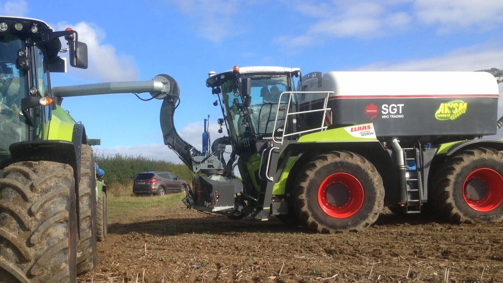 Slurry specialists come together as Bauer acquires SGT