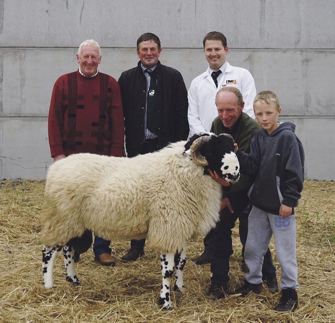 Rough Fell record 10,000gns