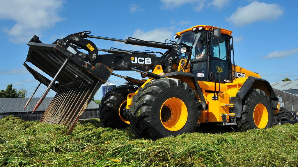 On-test: JCB 453S