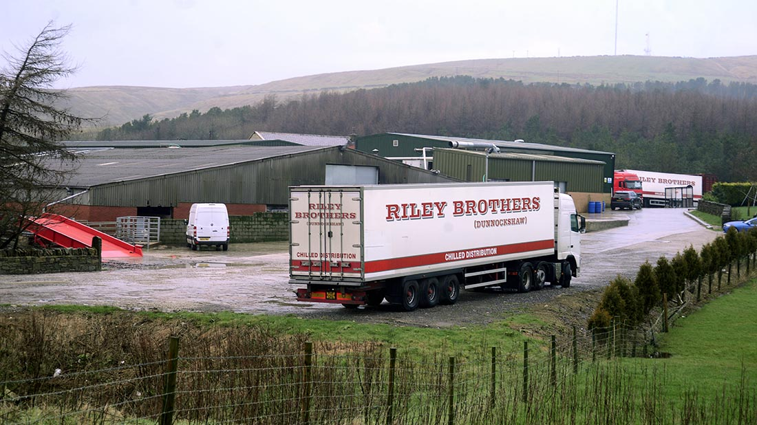 Lancashire farming firm enters administration