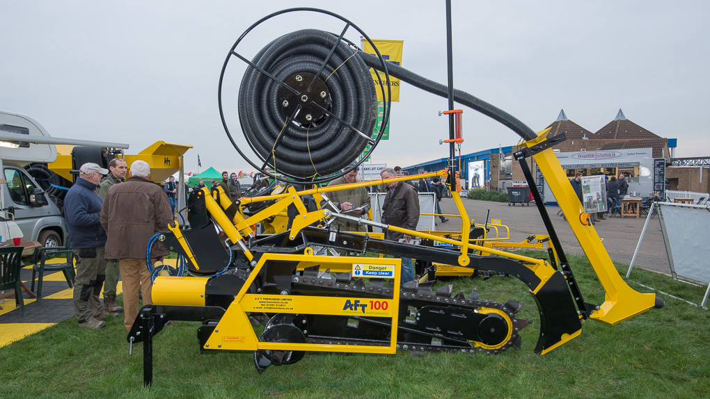 Lamma 2016: Farm maintenance and diversification equipment