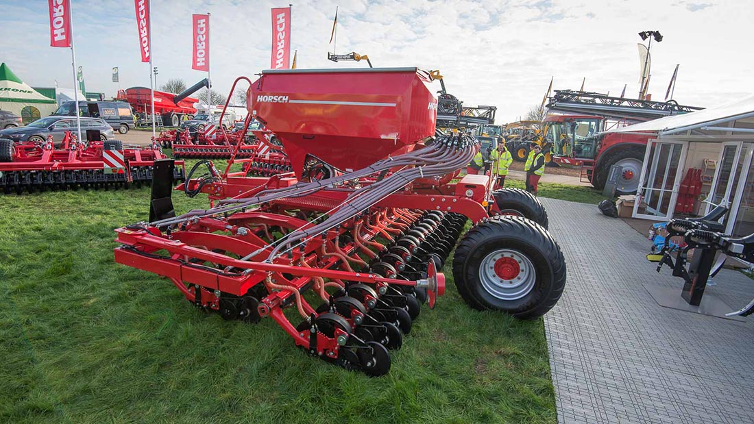Horsch Avatar SD direct disc drill