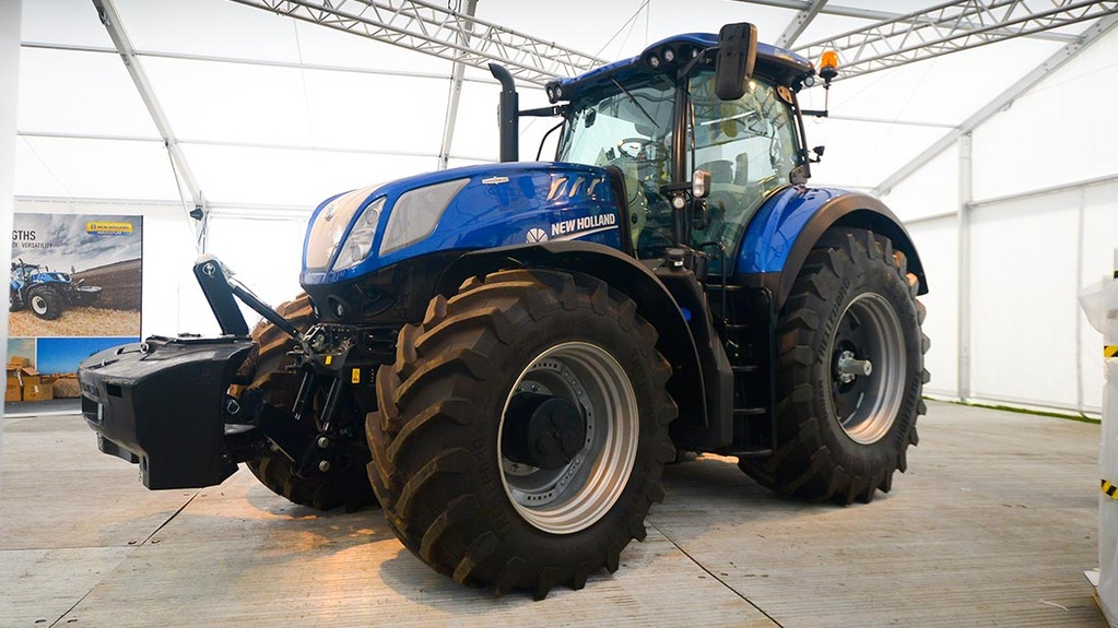 New Holland T7HD