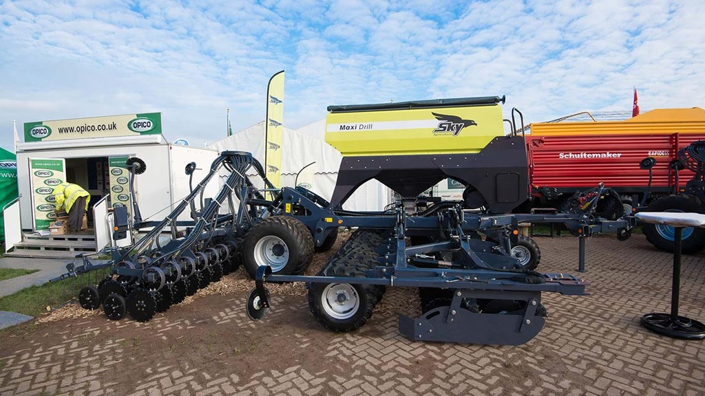 Opico Sky Agriculture drills