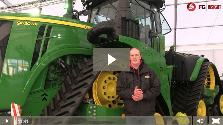 Lamma 2016: Video and photo highlights from the UK's largest machinery show