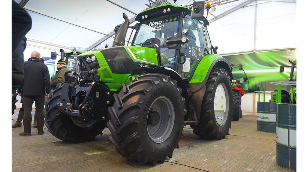 Deutz Fahr 6130.4 C Shift