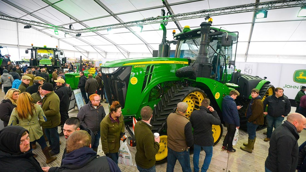 Lamma 2016: All the latest machinery launches and developments #Lamma16